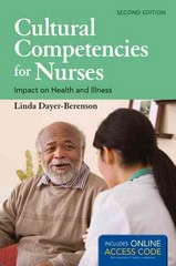 Cultural Competencies For Nurses 2nd Edition 9781449688073 1449688071
