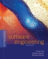 Essentials of Software Engineering 3rd Edition 9781449691998 1449691994