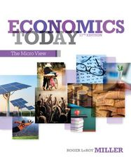 Economics Today 17th Edition 9780132948883 0132948885