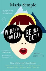 Where'd You Go, Bernadette: a Novel 1st Edition 9780316204262 0316204269