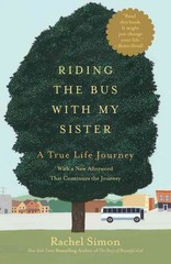 Riding the Bus with My Sister 1st Edition 9781455526161 1455526169