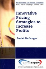 Innovative Pricing Strategies to Increase Profits 0 9781606493816 1606493817
