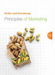 Principles of Marketing 15th Edition 9780133084047 0133084043