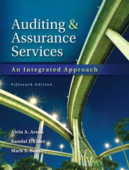 Auditing and Assurance Services with ACL Software CD 15th Edition 9780133125634 0133125637