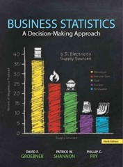 Business Statistics 9th Edition 9780133402605 0133402606