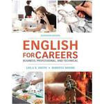 English for Careers 11th edition 9780132619301 013261930X