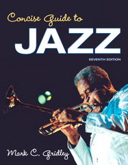 Concise Guide to Jazz 7th Edition 9780205937004 0205937004