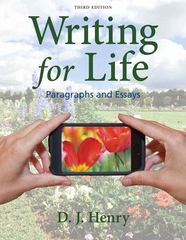Writing for Life 3rd Edition 9780205850259 0205850251
