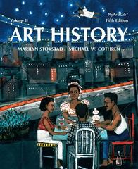 Art History Volume 2 5th Edition 9780205877577 0205877575