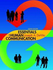 Essentials of Human Communication 8th Edition 9780205930661 0205930662