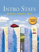 Intro Stats Technology Update plus MyStatLab with Pearson eText -- Access Card Package 3rd edition 9780321891891 0321891899