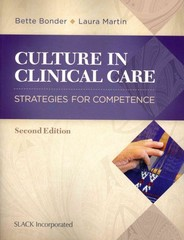 Culture in Clinical Care 2nd Edition 9781617110405 161711040X