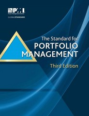 The Standard for Portfolio Management 3rd Edition 9781935589693 1935589695