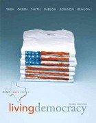 Living Democracy, Brief Texas Edition Plus MyPoliSciLab -- Access Card Package with eText -- Access Card Package 3rd edition 9780205079018 0205079016