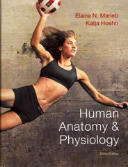 Human Anatomy & Physiology with MasteringA&P and PhysioEx(TM) 9.0 9th edition 9780321820587 0321820584