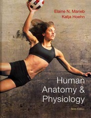 Human Anatomy & Physiology with MasteringA&P and Lab Manual 9th edition 9780321822468 0321822463