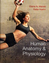 Human Anatomy & Physiology with MasteringA&P with Laboratory Manual 1st edition 9780321851901 0321851900