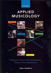 Applied Musicology 1st edition 9780199607631 019960763X