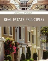 Real Estate Principles 12th Edition 9781285420981 1285420985