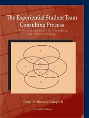 The Experiential Student Team Consulting Process 4th Edition 9781285115429 1285115422