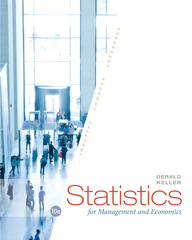 Statistics for Management and Economics 10th Edition 9781305142756 1305142756