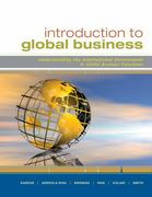 Introduction to Global Business 1st Edition 9780547152127 0547152124