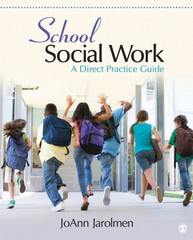 School Social Work 1st Edition 9781483311357 148331135X