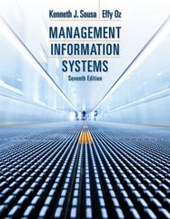 Management Information Systems 7th Edition 9781285186139 1285186133