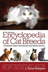 Encyclopedia of Cat Breeds 2nd Edition 9780764165801 0764165801