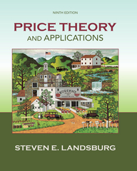 Price Theory and Applications 9th Edition 9781285423524 1285423526