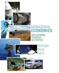 Managerial Economics 13th Edition 9781285420929 1285420926