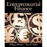 Entrepreneurial Finance 6th Edition 9780133140514 0133140512