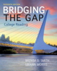 Bridging the Gap 11th edition 9780205852062 0205852068