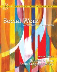 Social Work 8th Edition 9780205848942 020584894X