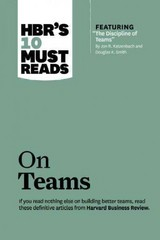 HBR's 10 Must Reads - On Teams 1st Edition 9781422189870 1422189872