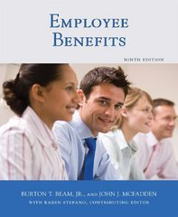 Employee Benefits 9th Edition 9781427735645 1427735646