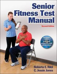 Senior Fitness Test Manual 2nd Edition 9781450411189 1450411185