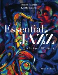 Essential Jazz (Book Only) 3rd Edition 9781133964605 1133964605