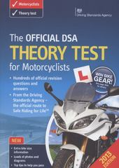 The Official DVSA Theory Test for Motorcyclists 1st Edition 9780115533457 0115533451