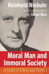 Moral Man and Immoral Society 2nd Edition 9780664235390 0664235395