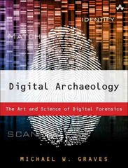 Digital Archaeology 1st edition 9780321803900 0321803906