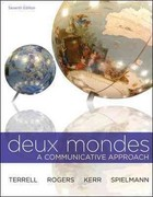 Connect Plus (with WBLM) Introductory French 720 day Access Card for Deux mondes 7th Edition 9780077412678 0077412672