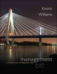 Loose-Leaf Management 6th edition 9780077526733 0077526732