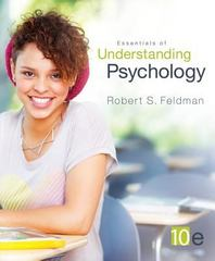 Essentials of Understanding Psychology 10th Edition 9780078035258 0078035252