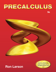 Precalculus 9th Edition 9781133949015 1133949010