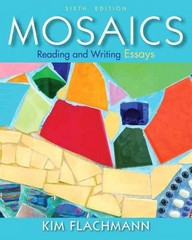 Mosaics 6th Edition 9780205890965 0205890962