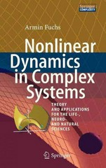 Nonlinear Dynamics in Complex Systems 0 9783642335518 3642335519