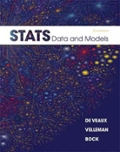Stats: Data and Models Plus MyStatLab with Pearson eText -- Access Card Package