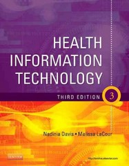 Health Information Technology 3rd Edition 9781437727364 1437727360