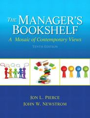 The Manager's Bookshelf 10th Edition 9780133043594 0133043592